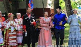 Казачья ярмарка в «Липецком городище»