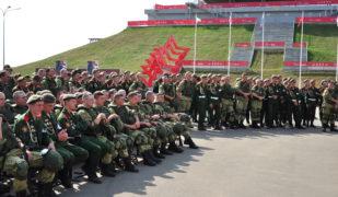 Участие творческой команды центра казачьей культуры «Вольная станица» на празднике, посвященном дню танкиста