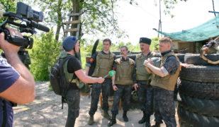Командировка Ансамбля «Братья казаки» на Донбасс