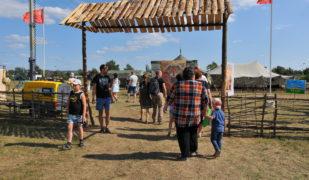 Казачий лагерь на Фестивале «Kazaki.ru»